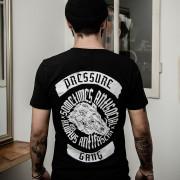 Pressure Gang Antifacist Pig
