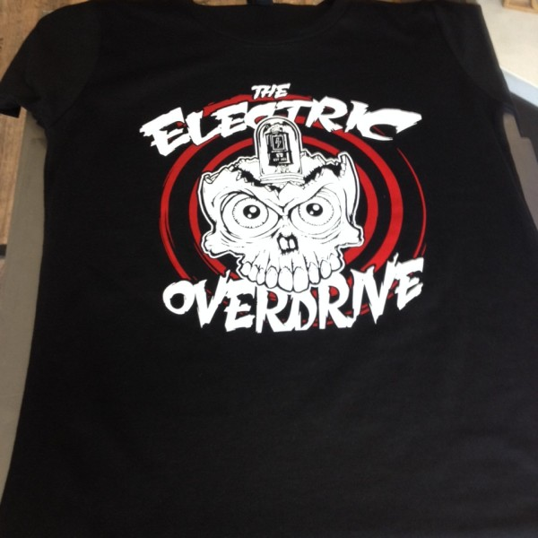 THE ELECTRIC OVERDRIVE | SHIRTS